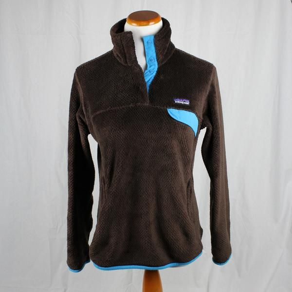 Patagonia Synchilla T-Snap Pullover. Now only $55.