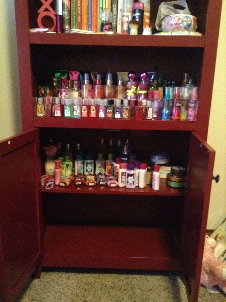 My bath and body works collection  Bath and body works