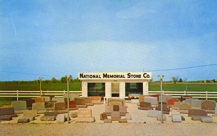 NATIONAL MEMORIAL STONE CO.
