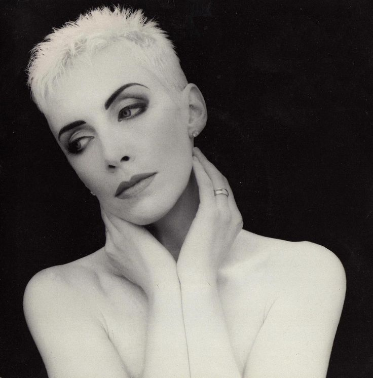 annie lennox - AMAZING - saw her perform at The Orpheum