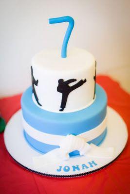 Martial Art Cake Ideas : 1000+ ideas about Karate Cake on Pinterest Cakes, Golf ...