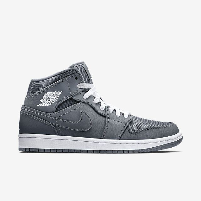 Air Jordan 1 Mid Men's Shoe. Nike Store