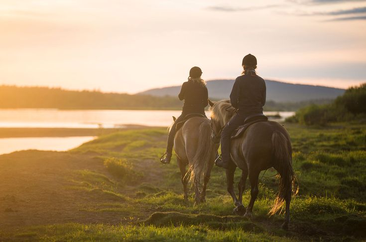The Midnight Sun can be experienced in a variety of ways in Rovaniemi -Rovaniemi, Lapland, Finland