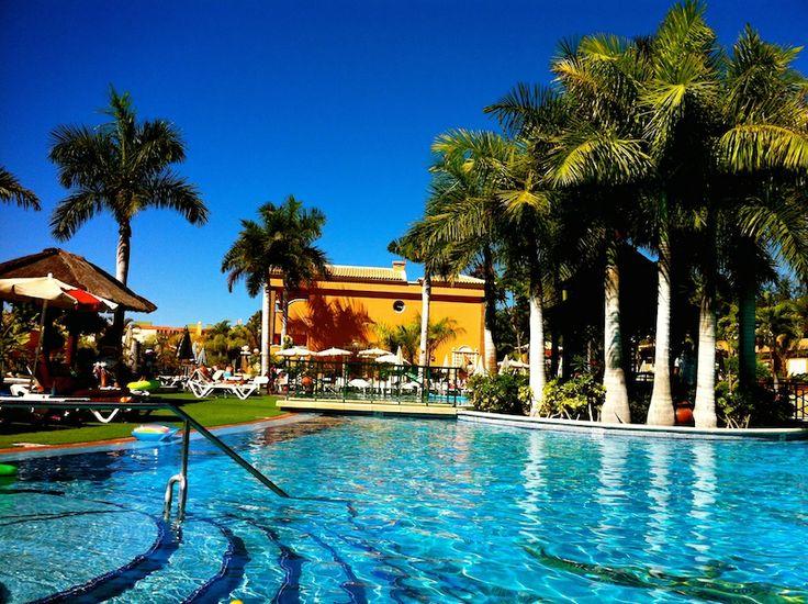 Lugares paradisiacos en Las Islas Canarias - Tenerife 2013