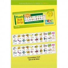 Stage 1 - Phonic Desk Strips