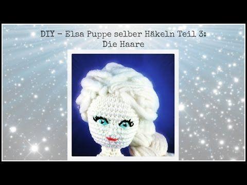 Freie Häkelanleitung: Elsa Puppe häkeln – Flauscheinhorn