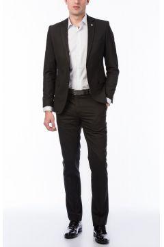 Yake Erkek Siyah Dongo Takım Elbise