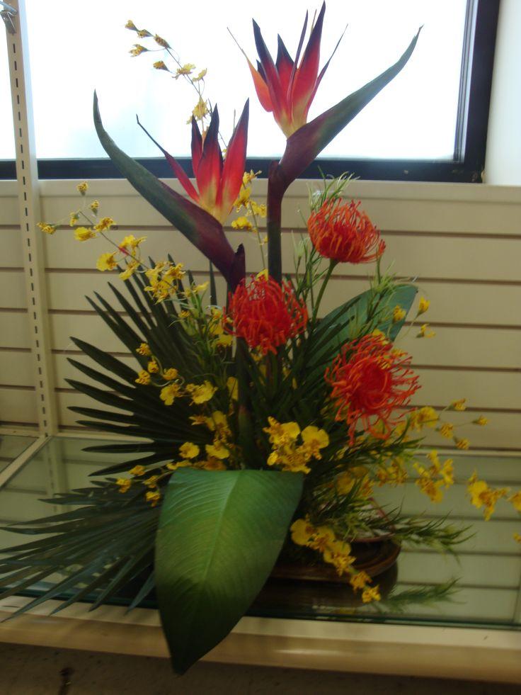 Best arreglos florales con alcatraz images on pinterest
