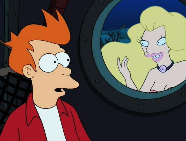 Futurama Episodes That Replace Serious Movies