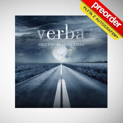 (PREORDER) Verba - Przerwana Linia Życia (CD + BONUS TRACK)