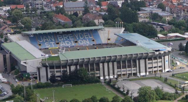 Club Brugge Jan Breydel Stadium Capacity: 29.062