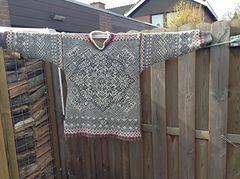 Ravelry: Melkeveien mod.598 pattern by Rauma Designs