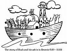 Bible Story Coloring Pages For Preschoolers