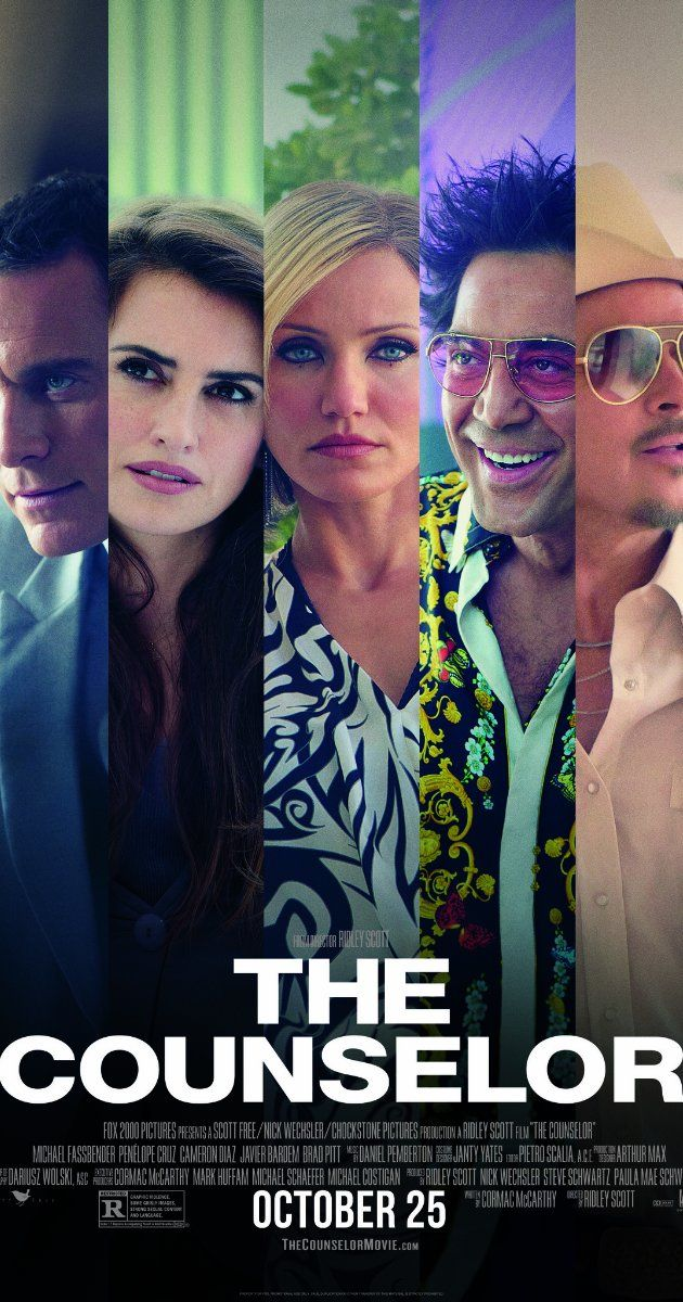 The Counselor (2013)  Michael Fassbender, Penélope Cruz, Cameron Diaz
