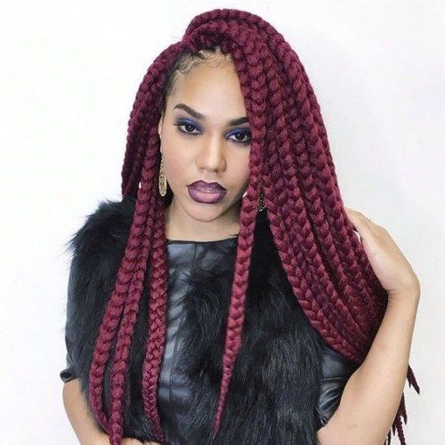 50 Stylish Poetic Justice Braids Styles Hairstyles Poetic