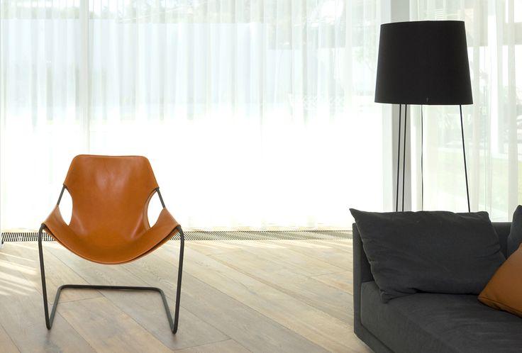 Black Rock, living room, Paulistano chair