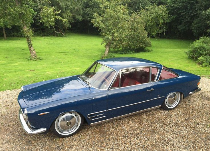 1968 Fiat 2300S coupe