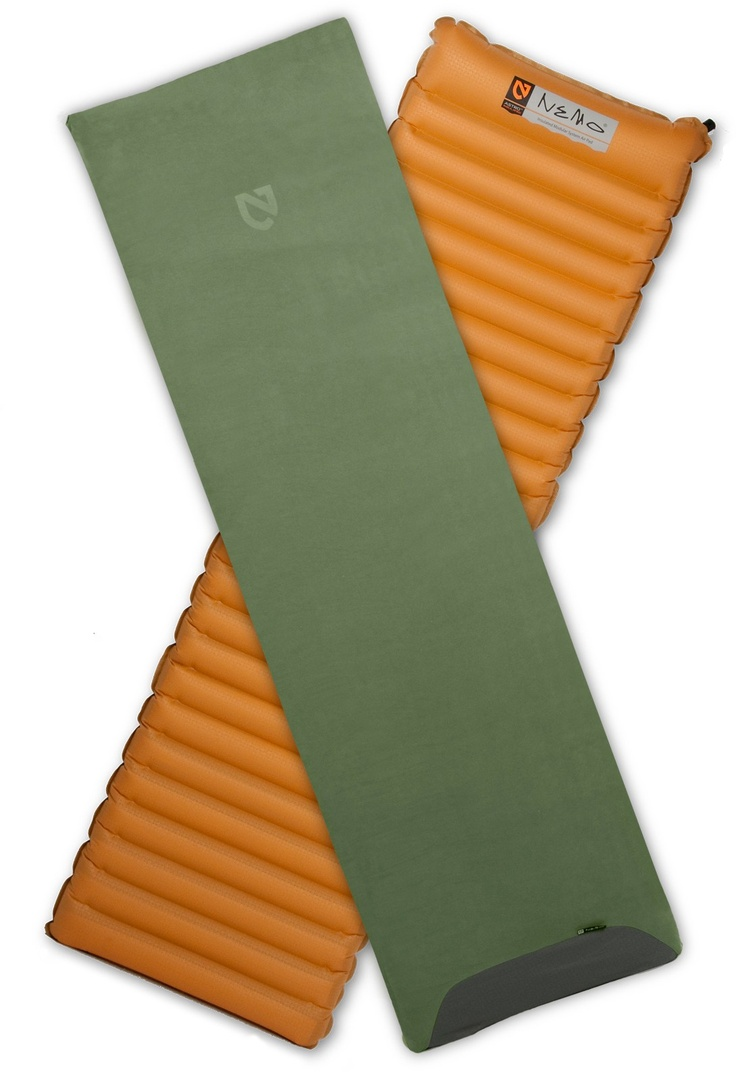 NEMO Astro Insulated Air Pad And Pillowtop Sleeping Pad