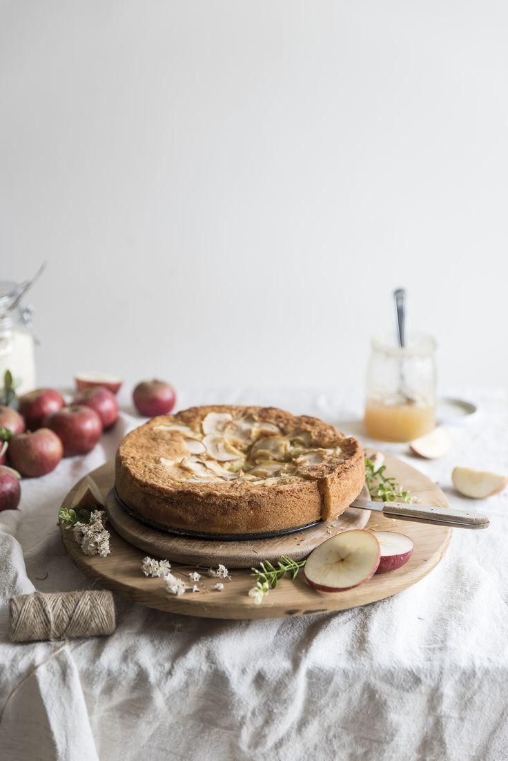 Torta di mele di zia Iole- Aunt Iole's apple cake - Frames of sugar-Fotogrammi di zucchero
