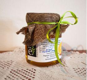 Γλυκό του Κουταλιού (νεράντζι) - Παγώνδας Έλαια | 370gr | Σάμος