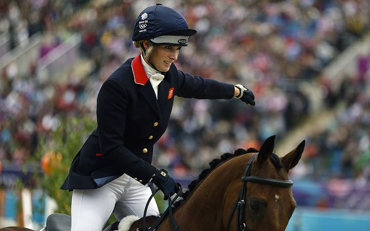 I ♥ Team GB !      Equestrian action from the London 2012 Olympic Games