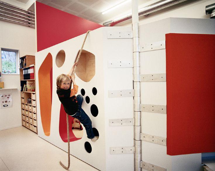 Tromsø kindergartens // everyday transformation - 70°N arkitektur ...