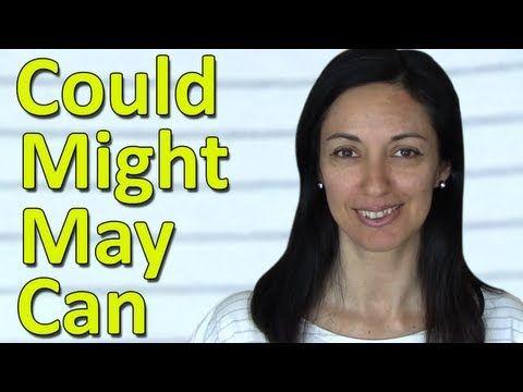 - English Modal Verbs: Can, Could, May, Might -