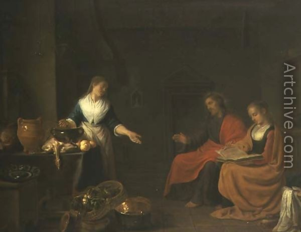 martha and mary meet jesus today