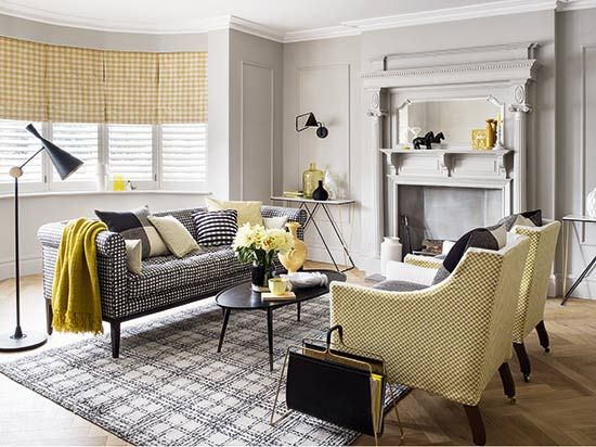 stylist better homes and gardens living room furniture. Stylish room sets featuring gingham patterns by Marisa Daly  stylist in Homes Gardens magazine 86 best DREAM LIVING ROOMS images on Pinterest Lounges Front