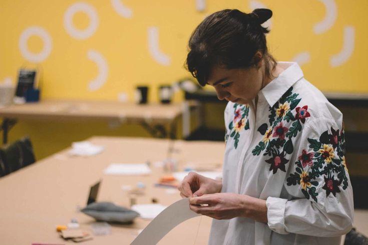 Woodland Sisters - RMG Studio Workshop, Oshawa 2017