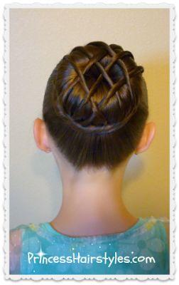 Awe Inspiring 1000 Ideas About Dance Hair Buns On Pinterest Ballet Buns Hair Hairstyle Inspiration Daily Dogsangcom
