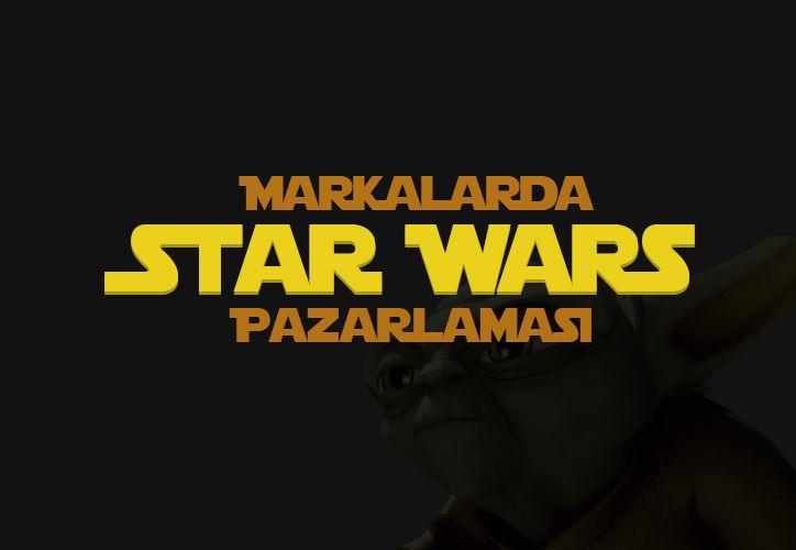 2015 yılında hangi global markalar Star Wars temalı marketing faaliyetlerine imza attı? Keşfedin; http://www.marketingtr.net/tr/blog/detay/Markalarda-Star-Wars-Pazarlamasi/6/57/0 #starwarstheforceawakens #starwars #yıldızsavaşları #güçuyanıyor #georgelucas #disney #starwarsmarketing #pazarlama #marketingtr #trend #sosyalmedya #design #tasarım #movie #darthvader #contentmarketing #marketing #video #ad #reklam #dijitalpazarlama #yoda #style