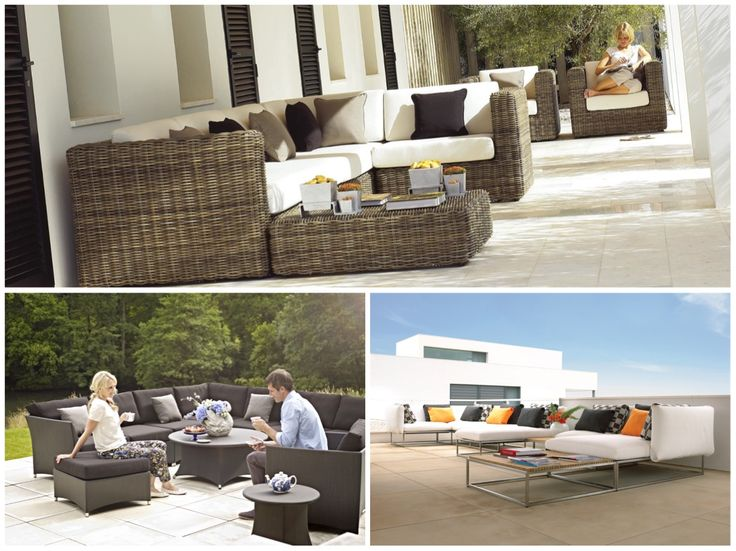 Outdoor Furniture Collections By Gloster | 50 Luxury Patio Furniture  Collections