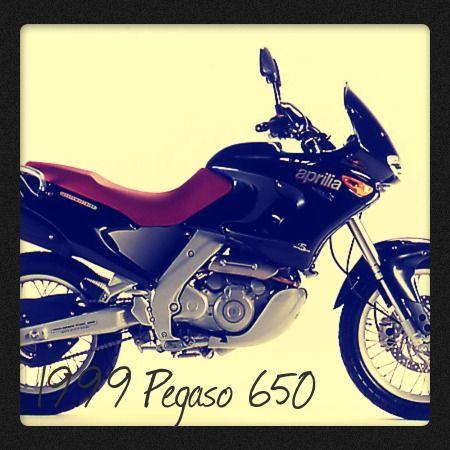 1999 #Aprilia Pegaso 650