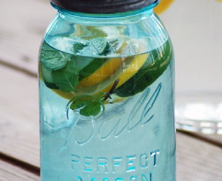 Top 10 Flat Belly Water Recipes
