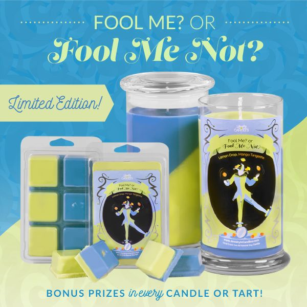 Cathy Freni's Store - Florida | Jewelry In Candles - Vivid colors & Bold scents, our scented products are fun and the highest quality you will find. Try JIC Today! Jewelry-In-Candles