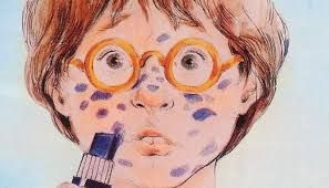 Freckle Juice   This is a fun story that is perfect to read as a class. Students can work on expanding their vocabulary and comprehension. This can also introduce students to a number of other Judy Blume books.