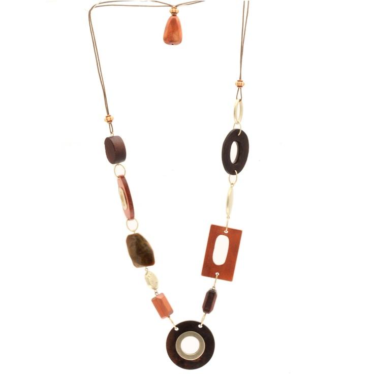 ...Blvd, Shape, Necklaces