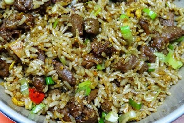 Cara Membuat Nasi Goreng Kambing