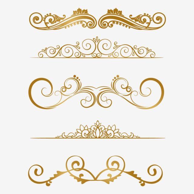 Gold Lace Design Gold Border Design Floral Border Design Gold Lace
