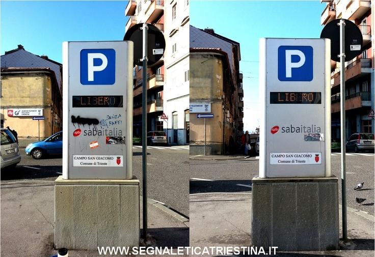 Segnaletica Stradale Triestina - Trieste: rimozione graffiti ed etichette