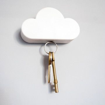 Cloud Keyholder by Suncan Shotton