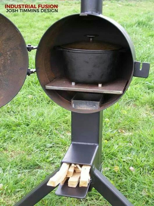 36 best dereks stuff images on pinterest tools knifes and rocket oven powered with rocket stove fandeluxe Image collections