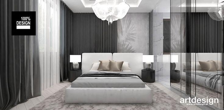 KEEP THE BALL ROLLING   Wnętrza apartamentu   projekt sypialni