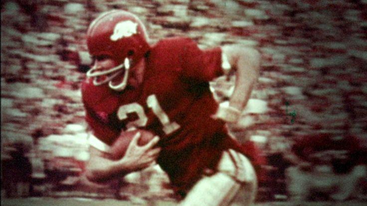 Arkansas Razorbacks Football | Arkansas Razorback Jim Lindsey