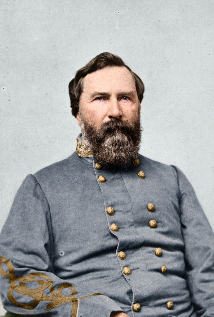 the life of james longstreet a confederate general Read from manassas to appomattox: memoirs of the civil war in america by james longstreet with rakuten kobo one of the most important, and controversial, confederate generals during the civil war was lieutenant general james lon.