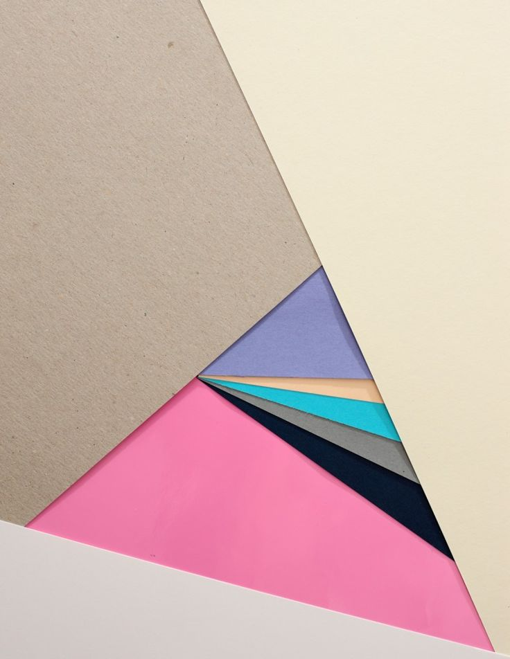 Carl Kleiner | different paper stocks | simplistic beauty