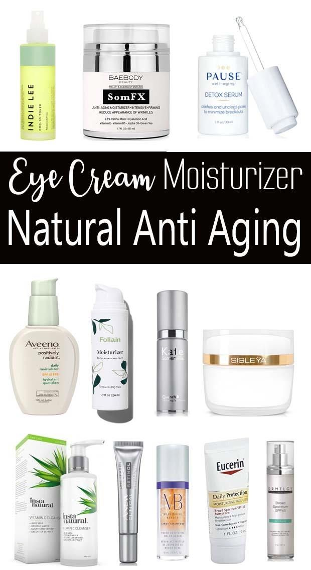 The Best Natural Anti Aging Cream In 2020 Anti Aging Skin Products Natural Anti Aging Natural Anti Aging Skin Care