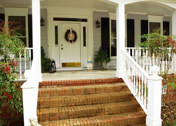 Best 17 Best Images About Front Step Railings On Pinterest 640 x 480