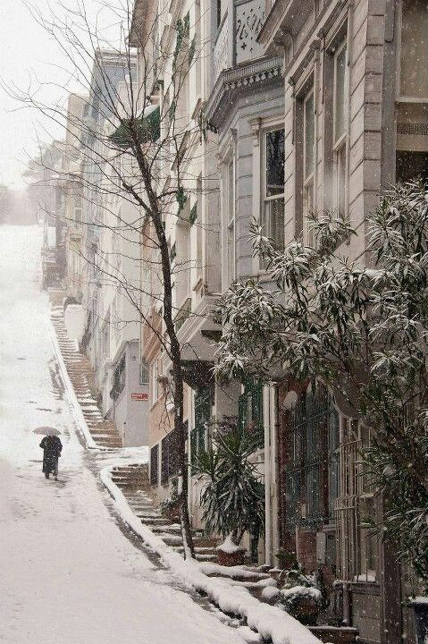 Kuzguncuk-Üsküdar Istanbul - my favourite area in the city!